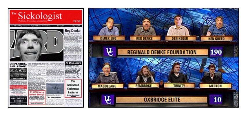University Challenge Denke Foundation